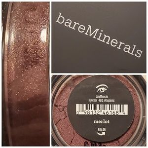 Bareminerals eyeshadow eye color Merlot